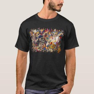 Wassily Kandinsky - Composition 7 Abstract Art T-Shirt