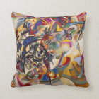 Wassily Kandinsky - Composition 7 Abstract Art Throw Pillow