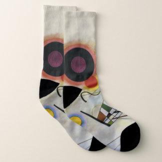 Wassily Kandinsky - Composition 8 Art Socks 1
