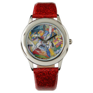 Wassily Kandinsky - Composition II Abstract Art Watches
