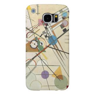 Wassily Kandinsky-Composition VIII Samsung Galaxy S6 Cases