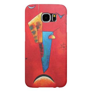 Wassily Kandinsky-Mit und Gegen Samsung Galaxy S6 Cases