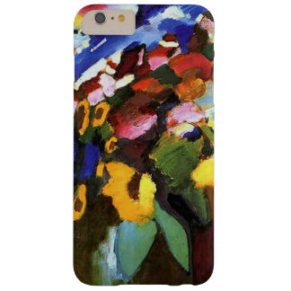 Wassily Kandinsky-Murnau Garden Barely There iPhone 6 Plus Case