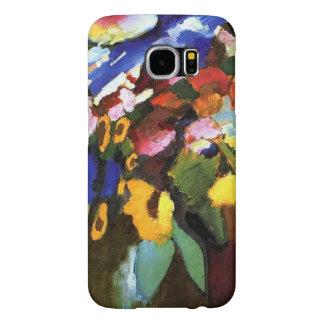 Wassily Kandinsky-Murnau Garden Samsung Galaxy S6 Cases