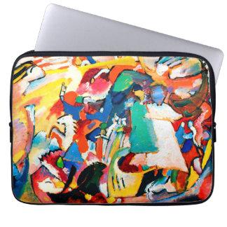 Wassily Kandinsky Neoprene Laptop Sleeve 13 inch