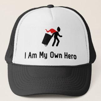 Waste Collecting Hero Trucker Hat