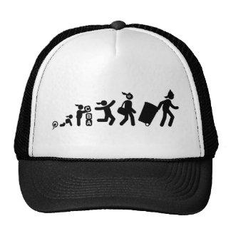 Waste Collector Trucker Hat