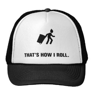 Waste Collector Mesh Hat