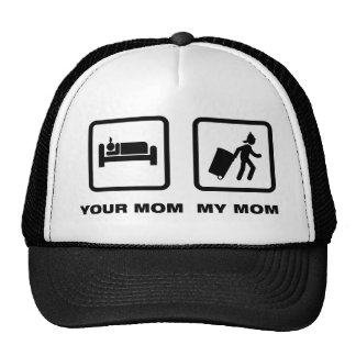 Waste Collector Mesh Hats