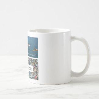 Waste Free Oceans Mug