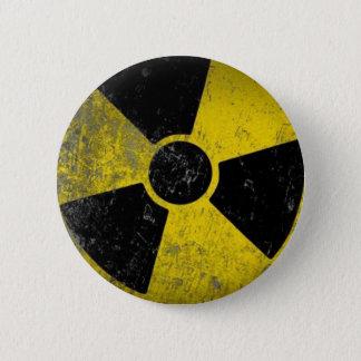 Waste Management 2 Inch Round Button