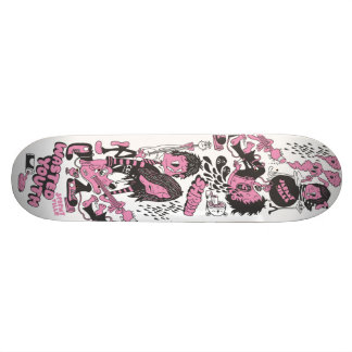 Wasted Youth Skate Decks