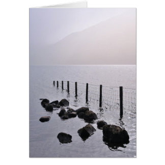 Wastwater, The Lake District Card