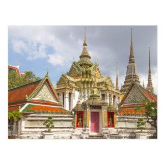 Wat Pho, Bangkok, Thailand Postcard
