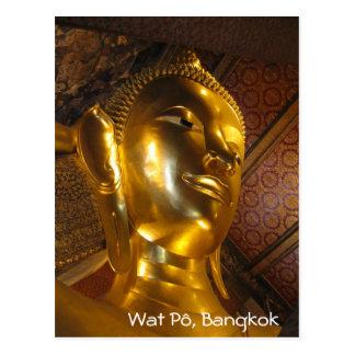 Wat Pô, Bangkok Postcard
