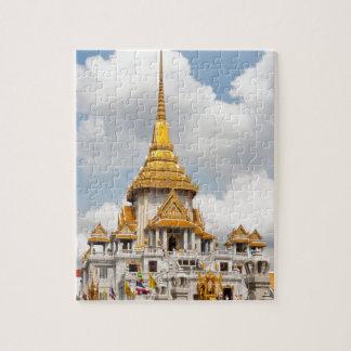 Wat Traimit, Bangkok, Thailand Jigsaw Puzzle