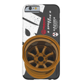 Watanabe 8 Spoke Barely There iPhone 6 Case