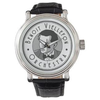 Watch - Benoit Orchestra (B&W logo)