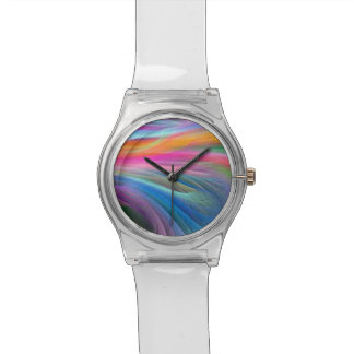 WATCH COLOR SWIRL