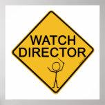 Watch Director Poster