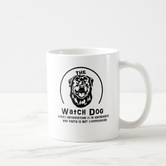 Watch Dog Coffee Mug