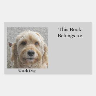Watch Dog Sticker