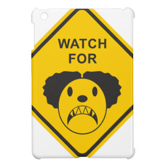 Watch For Clown iPad Mini Cover