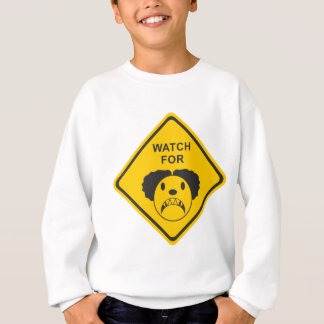 Watch For Clown Sweatshirt
