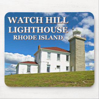 Watch Hill Lighthouse, Rhode Island Mousepad