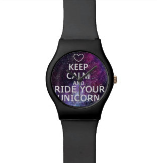 "WATCH ""KEEP CALM AND WRINKLES YOUR UNICORN"" GALAXY"
