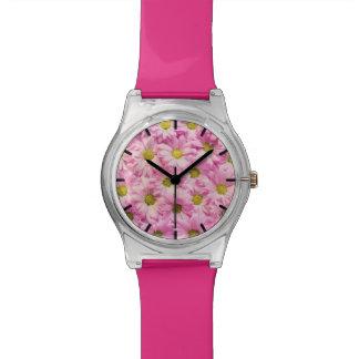 Watch - May28th - Pink Gerbera Daisies
