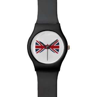 Watch May28th - Union Jack Bow Tie