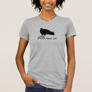 Watch More TV Vulture T-Shirt