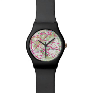 Watch - Orienteering course