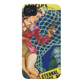 Watch out!  A net! iPhone 4 Cover