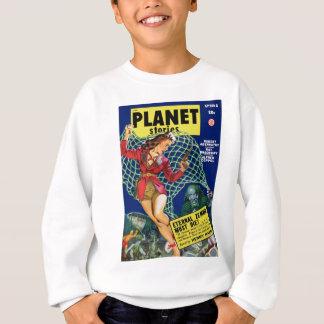 Watch out!  A net! Sweatshirt