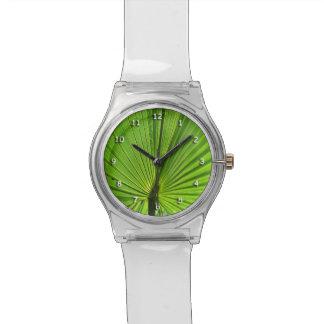 Watch - Palm Leaf