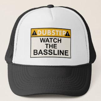 Watch the Bassline hat