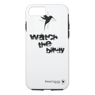 Watch the Birdy - iPhone 7 Cover