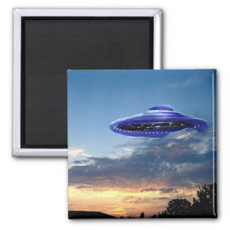 Watch the Skies, UFO - Magnet