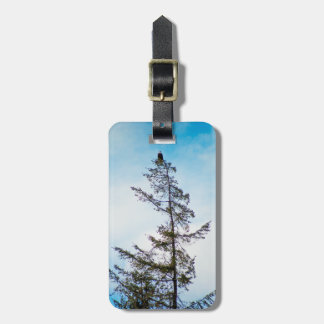 Watch Tower Luggage Tag