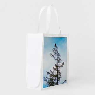 Watch Tower Reusable Grocery Bag