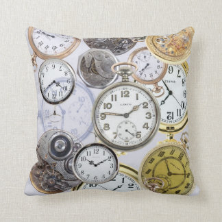 Watch Works Pillow