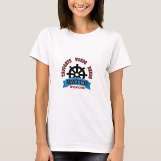 watch your thoughts words deeds T-Shirt