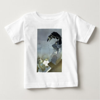 Watched by the Raven Baby T-Shirt