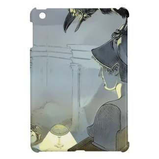 Watched by the Raven iPad Mini Cover