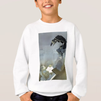 Watched by the Raven Sweatshirt