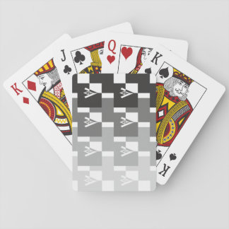 Watched of poker playing cards