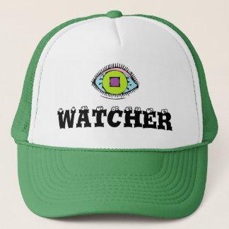 WATCHER Cool Abstract Eye Design Trucker Hat