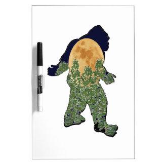 Watcher in the Woods Dry Erase Board